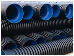HDPE双壁波纹管在管材市场中的优势?