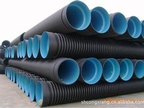 HDPE双壁波纹管的结构特点