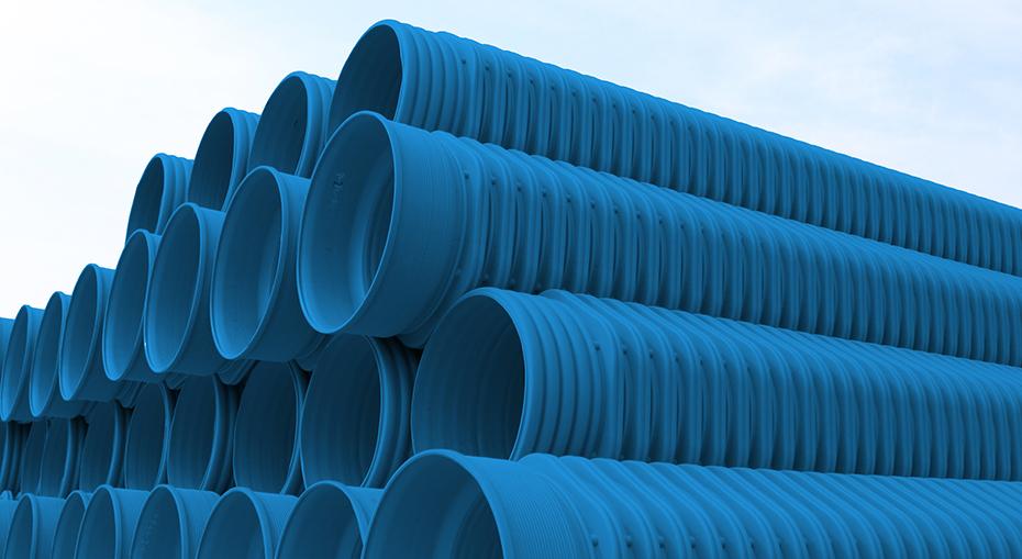 金属纤维增强高密度聚乙烯HDPE-MD多菱金管材