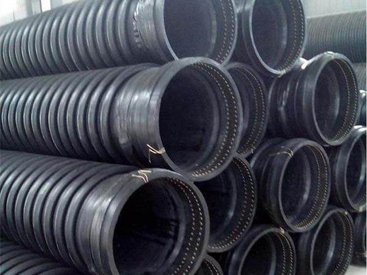 HDPE聚乙烯缠绕结构壁(克拉管)
